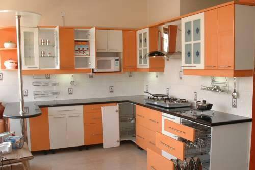 At WoodRose we are thoroughly experienced in designing kitchens keeping in  mind various aspects like crude handling by a servant maid, oily deep fried  ...