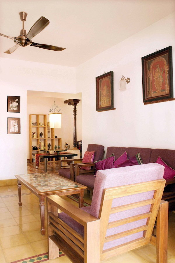 Chettinad Style Home Design Karthik 39 S Home In Bangalore Interior Design Travel Heritage