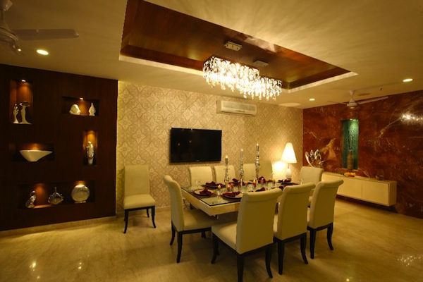 Spaces Architects Aralias Gurgaon Interior Design Delhi