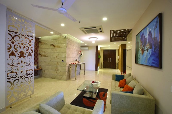 Spaces architects aralias gurgaon interior design delhi Flats interior design pictures india
