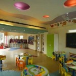 Playschool interior design: Adarshila Vatika by Spaces Architects