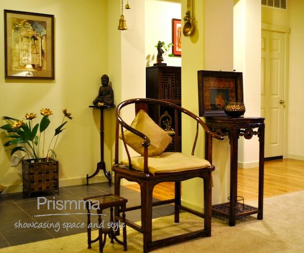 Nri home in seattle anuradha varma 39 s dream canvas for Dining room meaning in hindi