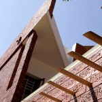 Laterite as a building material