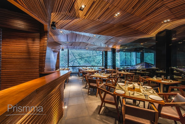 Mumbai Architect Sanjay Puri Auriga Restaurant Bar