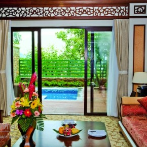 asian style interior vinpearl