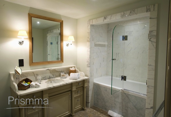 Ireland golf resort doonbeg lodge interior design travel for Bathroom ideas ireland