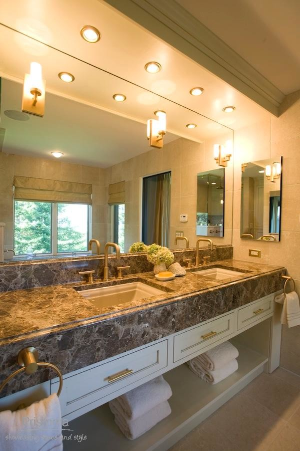 Bathroom Lighting: Options and Ideas Interior Design. Travel ...