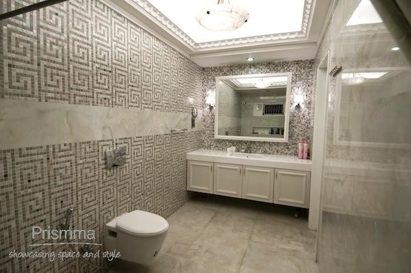 bathroom wall tiles design Design Cafe 60