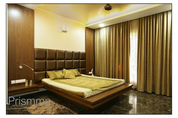 Pune architect lalit katare interior design travel for Bedroom designs indian