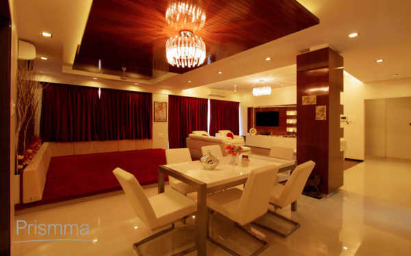 Understanding the advantages of false ceiling interior for Roof ceiling design in india