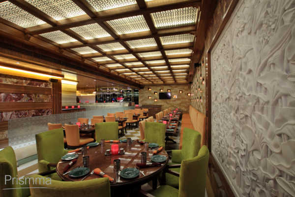 Restaurant Design Punjabi By Nature Vasant Kunj New Delhi