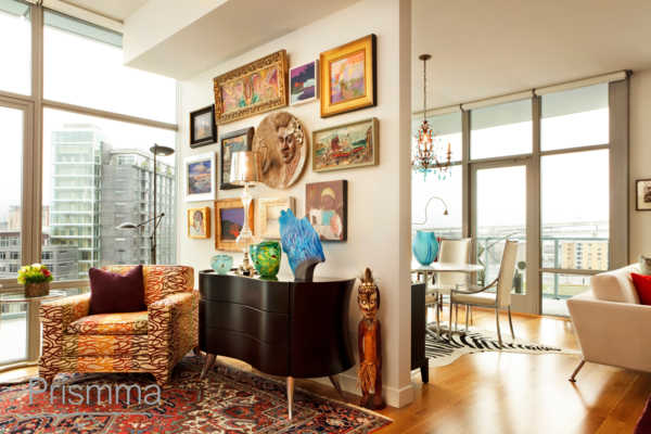 Art and interiors different types of art in the home for Different design styles home decor