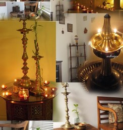 collage lamp decor sudha
