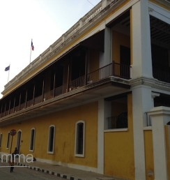 colonial architecture juvekar