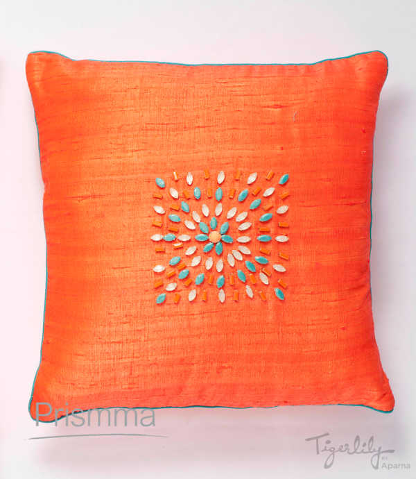 cushion cover design TIGERLILY11