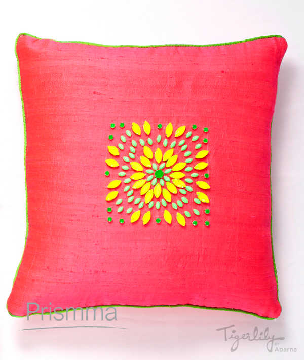 cushion cover design TIGERLILY9