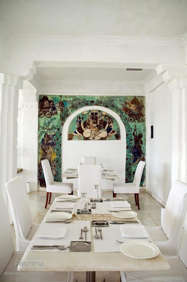 dining room Devigarh_68