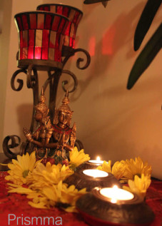 diwali decor SUCHITTRA3