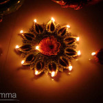 Diwali Decoration-Vandana Choudhury