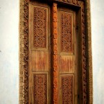 Magnificient Doors Of Zanzibar: Sonia Sumant