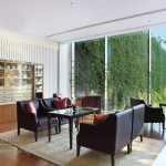 Ideas on using glass in interiors