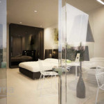 Glass in interior design
