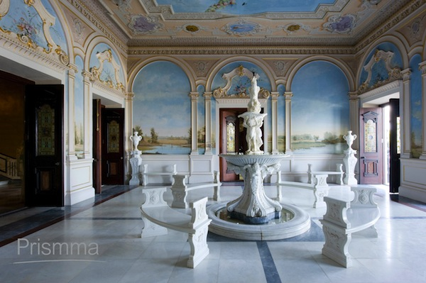 Paintings and Interiors: Trompe L\'oeil and its use in interior ...