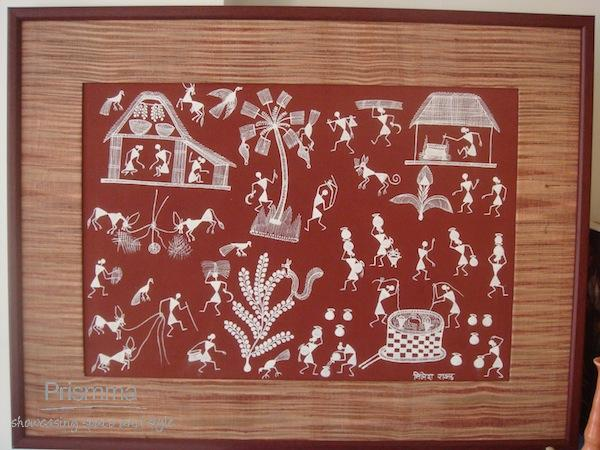 handicraft Matsya 23