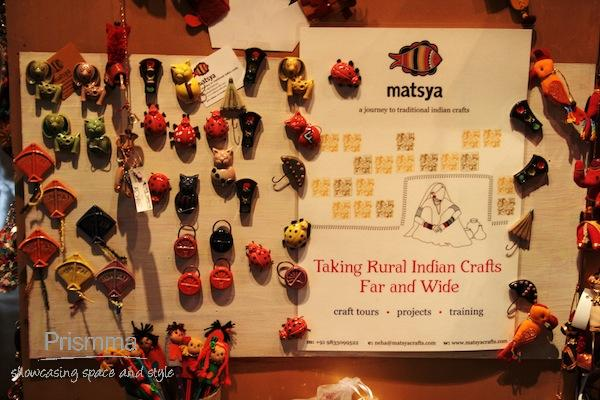 handicrafts Matsya 5