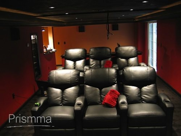home theatre rocknchairs