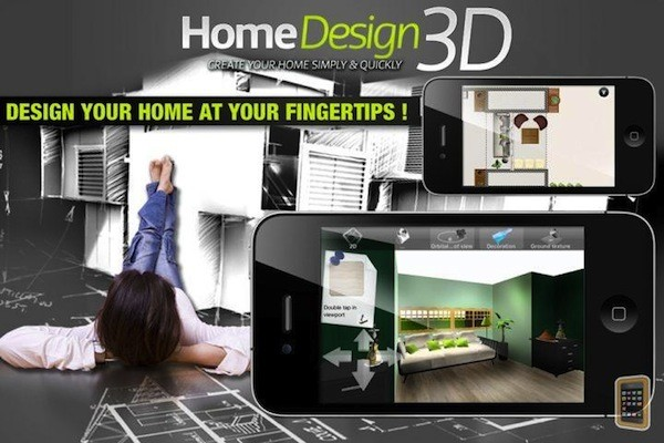 Design App for Homeowners and Architects: Home Design 3D Interior ...