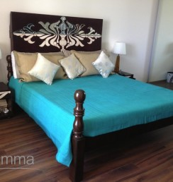 indian bed design portside home
