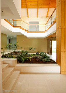 Yashman residence by Architect Sunil Patil featured on Prismma