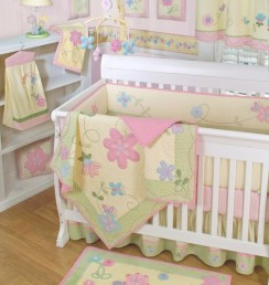 kids room decorating BIBZY childrens bedding