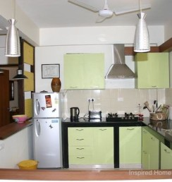 kitchen cabinets india  Amelia 7