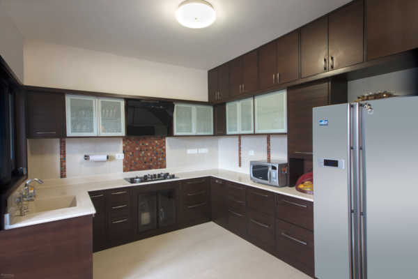 Modular Kitchen Designs Indian Style Modular Kitchen Designin India With