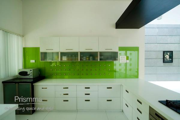 various styles of modern kitchens interior design. travel
