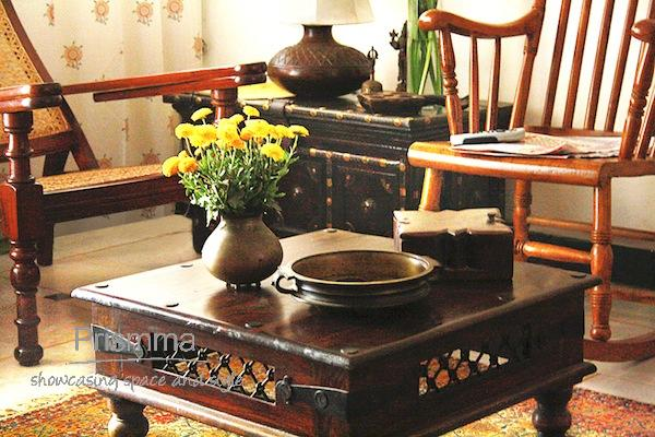 Traditional indian table decorations photograph traditiona Home decor furnitures mangalore karnataka