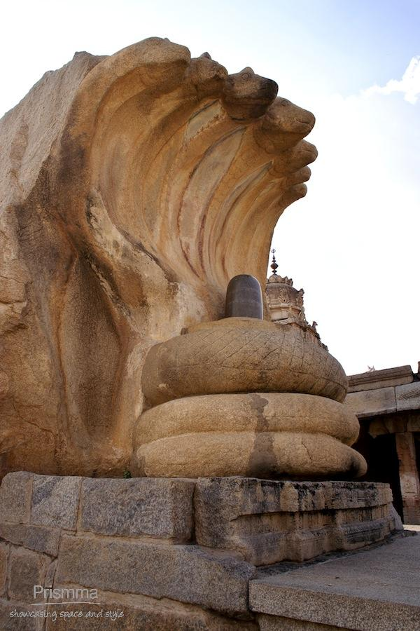 Lepakshi Temple Complex Vijaynagar Empire Interior Design