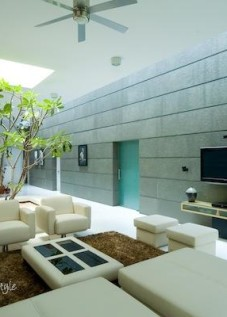 Yatin Shah residence by Sunil Patil featured on Prismma