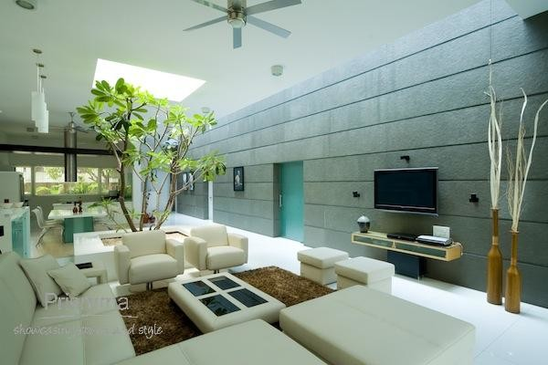 living room design Sunil Patil 54