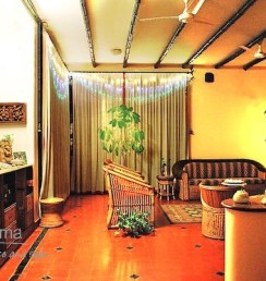 Rama Ananth's home featured on Prismma