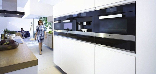 Built In Kitchen Appliances India: Leading Brands. Miele