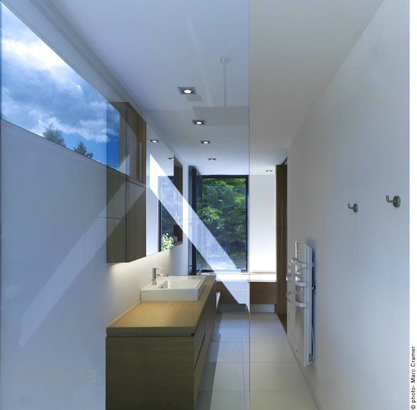 modern bathroom-dionne