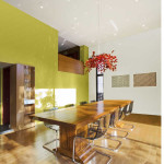 Modern minimalism in the Indian home design context