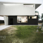 Modern Architecture: The M House Project-Marcel Luchian