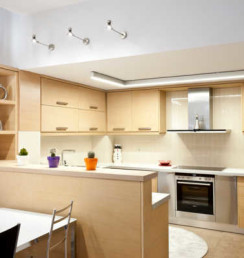 open kitchen design MARKOU9