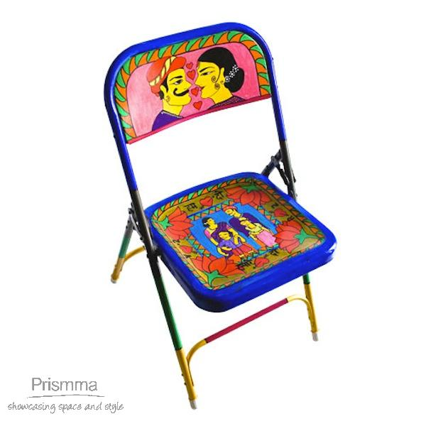 painted chair Aarohi 16