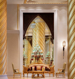 pillars design JUMEIRAH33