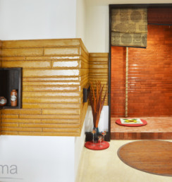 pooja room design shankh6